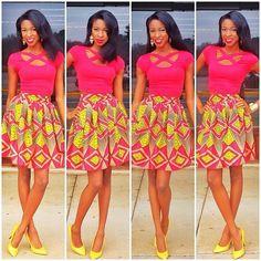 Be on Trend: Fabulously Chic & Classy Ankara Styles | Wedding Digest Naija
