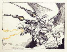 Weaponized by ashpwright on DeviantArt Dark Souls Art, Knight Art, Monster Art, Environmental Art, Fantasy Artwork, Art Reference, Character Art, Cool Art, Concept Art