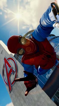 Homemade suit Best Marvel Characters, Beyblade Characters, Marvel Comic Character, Marvel Dc, Marvel Comics, Spiderman Art, Amazing Spiderman, Marvel Wallpapers, Spider Man Ps4