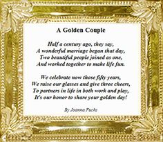 19 Best 50th Anniversary Quotes Images Thoughts Wedding