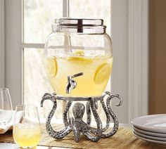 stand more drink dispenser octopus drink barn octopus cake stands ...
