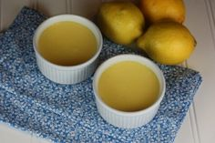 Lemon Custard from How To Cook Everything