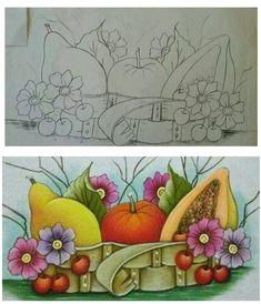 Art Drawings For Kids, Fabric Painting, Colored Pencils, Coloring Pages, Stencils, Cactus, Sketches, Gift Wrapping, Pottery
