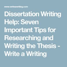 Dissertation writing services in bangalore photo 1