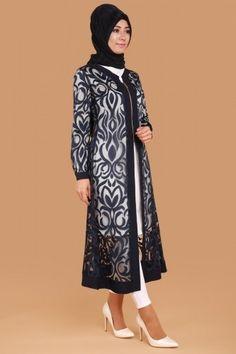 W - Burning Pattern Tunic Set Laci - Bestselling Outer Wears Islamic Fashion, Muslim Fashion, Hijab Fashion, Fashion Dresses, Beautiful Dress Designs, Dress Pesta, Abaya Designs, Muslim Dress, Islamic Clothing