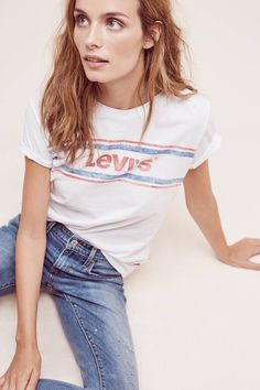 Shop the Levi's Vintage Logo Tee and more Anthropologie at Anthropologie today. Read customer reviews, discover product details and more.