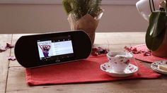 Avy, the Smart Speaker powered by Android™.