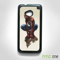 Spidey Fun art AR for HTC M7/M8/M9 phonecases