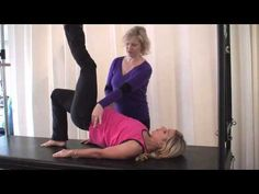 Lift Your Booty with Bridges - Pilates Sequence
