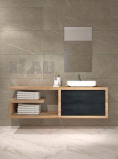 Bathroom Stand, Bathroom Sink Design, Bathroom Shelf Decor, Bathroom Renos, Modern Bathroom Design, Bathroom Interior Design, Master Bathroom, Shelves For Sale, Home Decor Styles