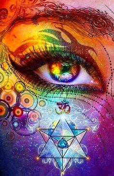 Ce symbole combine des représentations universelles que nous pouvons retracer dans la plupart des cultures depuis les temps les plus anciens : Le triangle, c'est principalement la connaissance elevée et l'objectivité formant l'équilibre entre le terrestre et la partie spirituelle de l'être humain, le centre réfère au trésor au cœur de l'être humain, l'IDENTITE... https://www.facebook.com/dance4everDANSE/photos/a.438251334439.228908.54645424439/10152077484934440/?type=3&theater