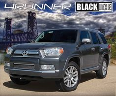 2010-13 Toyota 4 Runner Stainless Steel 2PC Black Ice Fine Mesh Style Grille. Call for part number: 1129-B102-10