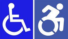 NY actualiza el simpolo que representa Discapacitado   Disabled symbol in New York #Design