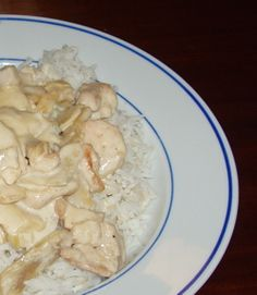 Chicken with creamy lemon and artichoke sauce