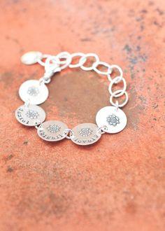 Great Mother's bracelet