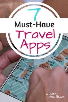 7 Must-Have Travel Apps For Staying Organised On The Road Apps Tips Resources Best Travel Apps, Best Places To Travel, Travel Tips, Travel Destinations, Travel Hacks, Usa Travel, Solo Travel, Budget Travel, Thing 1
