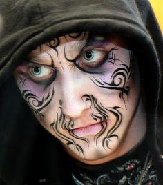 Great face- paint