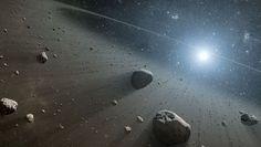 NASA, ESA Telescopes Find Evidence For Asteroid Belt