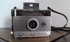 1960s Polaroid Land 100 Film Camera $39.99