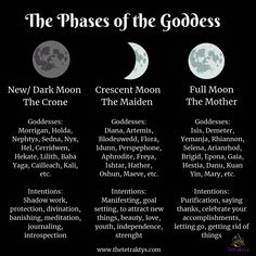 The 13 Wiccan Esbats Explained – All You Need to Know - - What are Esbats? In this complete guide, you will learn what they mean in Wicca, how they are connected to the Triple Goddess, and how to celebrate them. New Moon Rituals, Full Moon Ritual, Full Moon Spells, Positive Energie, Wiccan Witch, Witch Rituals, Wiccan Spells, Witchcraft Herbs, Wiccan Magic