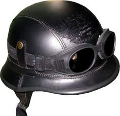 Cool Novelty Helmets | ... Novelty WWII German Soldier High Quality Unique Helmet - Black
