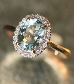 Totally Unique Engagement Rings That Will Make Your Girlfriends Soooo Jealous – Part 1