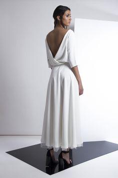 white long spring-summer dresses - Google Search