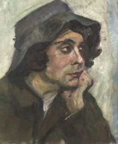 Anita Catarina Malfatti (December 2, 1889 – November 6, 1964) is heralded as the first Brazilian artist to introduce European and American forms of Modernism to Brazil. Her solo exhibition in Sao Paulo, from 1917–1918, was quite controversial at the time, and her expressionist style and subject were revolutionary for the rather complacently old-fashioned art expectations of Brazilians who were searching for a national identity in art, but who were not prepared for the influences Malfatti…