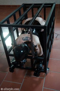 mistr3ss-l:  thelat3xbitch:  Mistress likes to make sure im nice and helpless for when her friends arrive. I begged her not to but now I cant beg with the cock gag locked in place, only drool.  Guess what slave, you'll be the main entertainment for the evening. We wanna see how many cocks and strap ons you can handle in one evening, you better not disappoint me slave, i didn't train that slutty hole of yours for nothing.