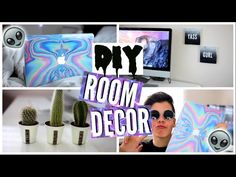 DIY Tumblr Room Decor 2015!