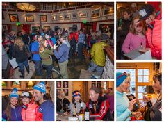 Fuller Sotheby's International Realty Raptor World Cup Apres Ski Party with Julia Mancuso. Dec 2013