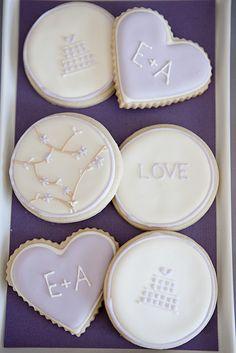 Custom Shortbread Cookies, via Flickr.