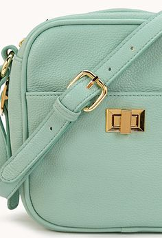 Classic Faux Leather Camera Bag | FOREVER 21 - 1078954585 #ForeverHoliday