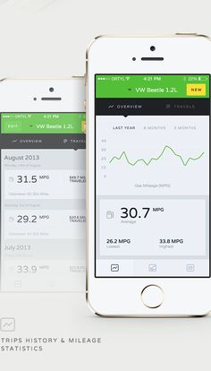 OnPoint - iPhone & Android App on Behance