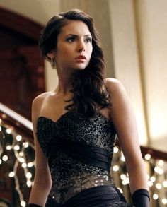 Nina Dobrev, this is an awfully mysterious goodbye letter...