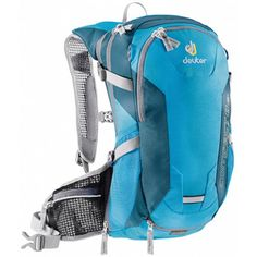 This backpack is great for #mountainbiking and #hiking alike. Many pockets to store your gear and TrueNorth Snacks.  www.truenorthsnacks.com #truenorth #backpacking