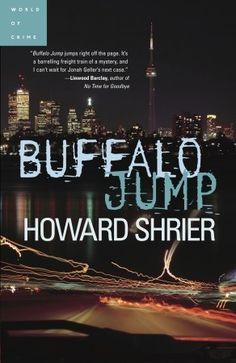 Buffalo Jump (Jonah Geller #1)