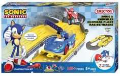 Win $80 Sonic the Hedgehog Erector Set! Ends 11/20