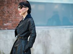 nyfw street style [fall 2013 collections]