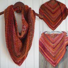 Garden Shawl/Scarf/Wrap - Hyacinth by BowsysBoutique http://etsy.me/2eqlALc #loopsandthreads #crochetshawl #crochetwrap