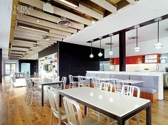 Pacific Rim: Corporate Meets Cool at an LA Ad Agency | Projects | Interior Design