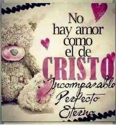 No hay Amor como el de Cristo! Incomparable, Perfecto & Eterno