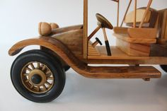 Early 1900's Ford Truck by StoneBarnWoodworking on Etsy