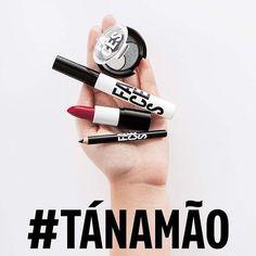 """1,474 Likes, 11 Comments - Maquiagem Natura (@maquiagemnatura) on Instagram: """"#Faces é a praticidade que #TáNaMão. Já escolheu seu produto preferido?"""""""
