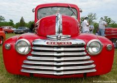 1946 Mercury Pickup at the Waterdown Car Show - http://custompaintingstudio.com/new-hot-rod-video-and-more-cool-car-show-pictures/#