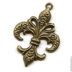 Купить Лилия - украшения ручной работы, авторские украшения, фурнитура для украшений, фурнитура для бижутерии