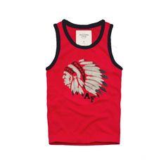 Cheap Abercrombie & Fitch Cotton Vest Mens AFC1081  http://abercrombie-sale.net/