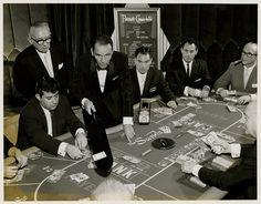 Sinatra Vegas 1960s vintage picture