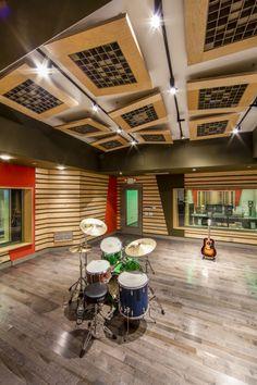 FM Design Recording Studio Portfolio