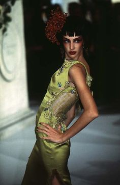 John Galliano for The House of Dior, Spring/Summer 1997, Haute Couture